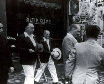 Atatürk'ün kunduracısı
