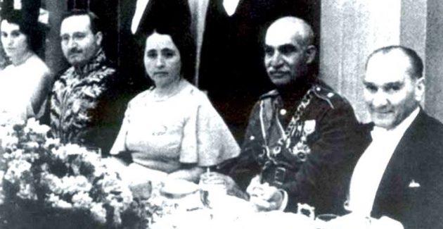 Atatürk'ü ziyaret eden hükümdarlar