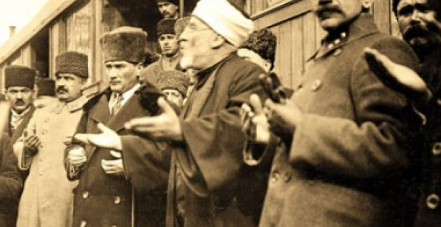 Atatürk'ün Türkçe Din Fikri