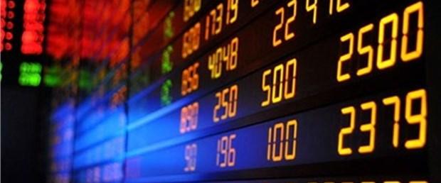 Borsa düşüşte