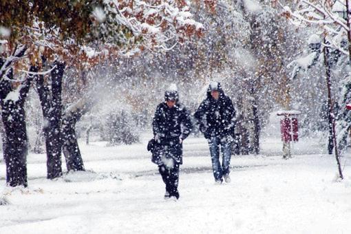 Marmara'da yoğun kar yağışı uyarısı