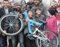 Mavi bisiklet Berlin'de ödül arayacak