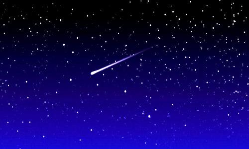 Eta Aquarid (Eta Kova) meteor şöleni bu gece!