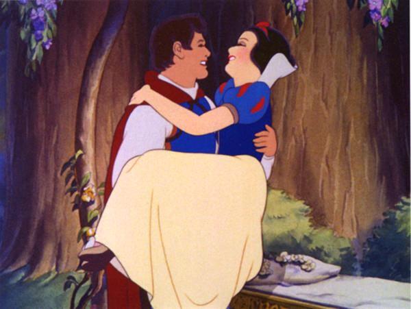 'Müstehcen içerik'li pamuk prenses!