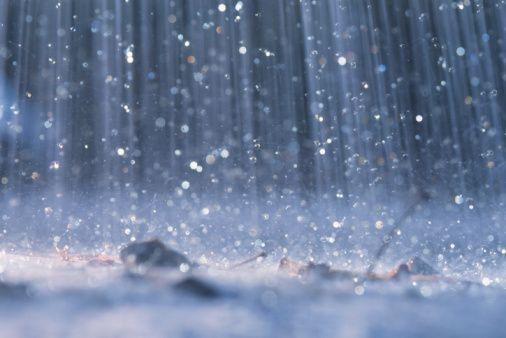 Ülke genelinde kuvvetli yağış hakim