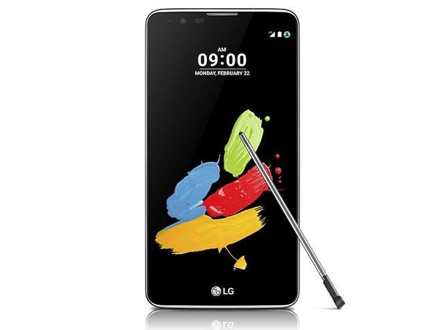 LG'den yeni kalemli telefon