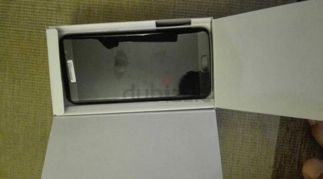 Galaxy S7 edge kutusuyla görüldü!