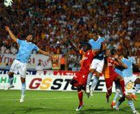 Galatasaray Avrupa'ya veda etti!