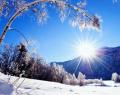 Kış güneşi deyip geçmeyin!