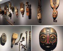 Hıfzı Topuz'dan kara afrika sanatı