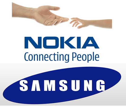 Nokia ve Samsung arasındaki kavga bitti!