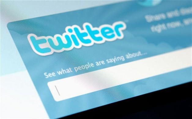 Twitter'dan canlı ana sayfa