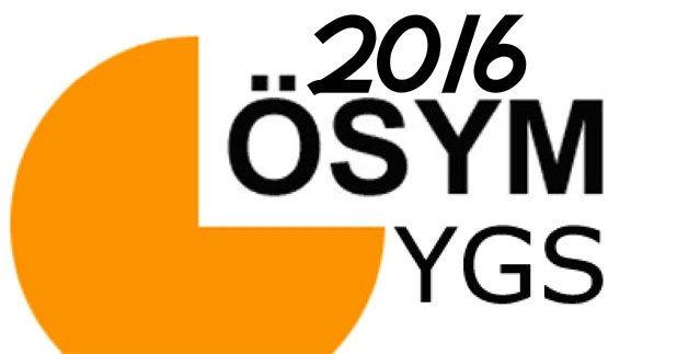 2016 YGS sınav sonuçları ne zaman açıklanacak?