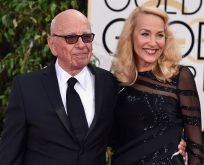 Rupert Murdoch 84 yaşında evlendi