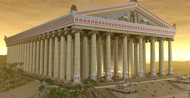 Dünya harikasına yolculuk; Artemis'e gidiyoruz…
