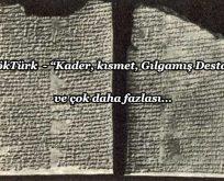 'Kader kısmet' dedik 6000 yıl geriye gittik!