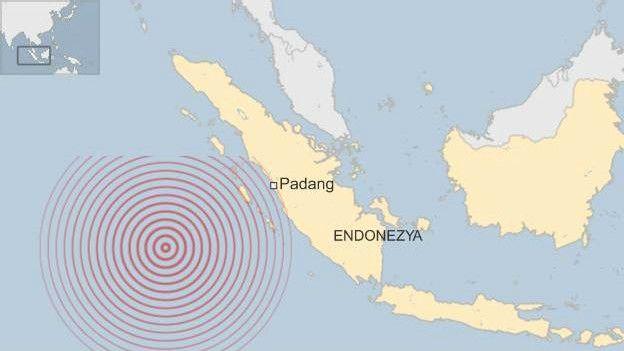 Endonezya'da tsunami alarmı