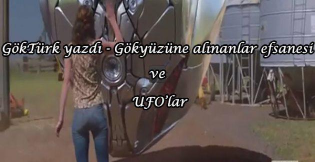 Kadim bilgilerdeki UFO'lar