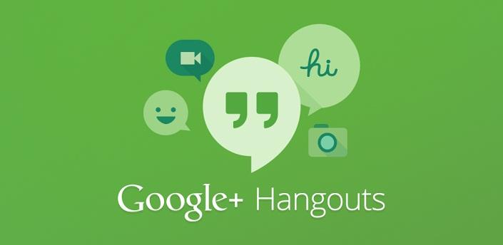 Türkiye ve Belçika'da Hangouts ücretsiz