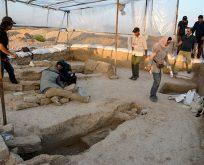 İran'da 7000 yıllık mezar bulundu