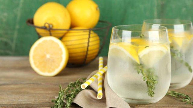 Güne limonlu su içerek başlamanın 20 faydası