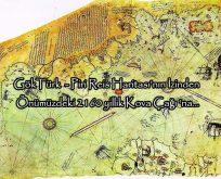 Piri Reis Haritası'nın İzinden