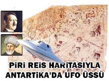 piri reis ufo