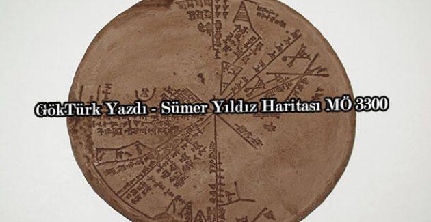Sümer Yıldız Haritası – MÖ 3300