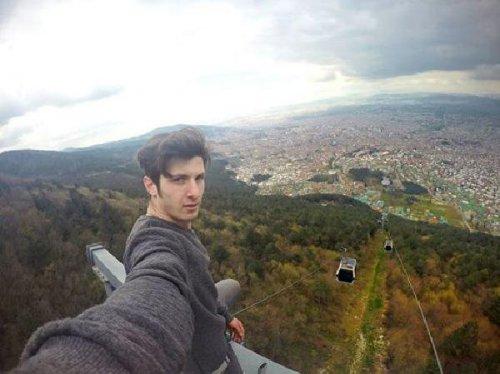 selfie teleferik1