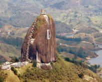 El Peñol kayası ve dahası…