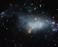 Samanyolu Galaksisinin Etrafında Dönen Yeni Bir Galaksi Bulundu
