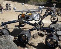 """Curiosity keşif robotunun kardeşi """"Scarecrow"""" ile tanışın"""