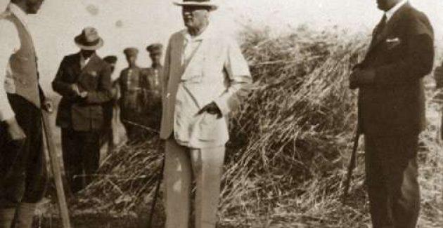 Atatürk'ün 'İdeal Cumhuriyet Köyü Projesi' ve Sümerler