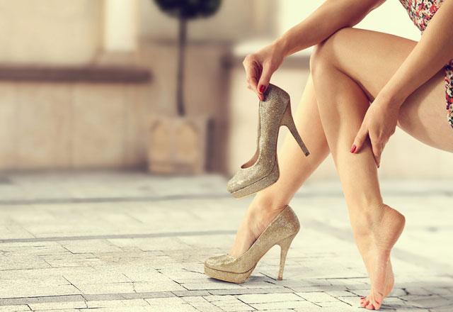 Ayakkabı vurması için en pratik çözüm