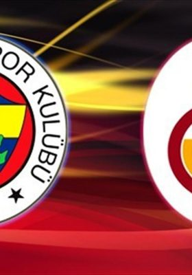 Büyük derbinin galibi Fenerbahçe oldu