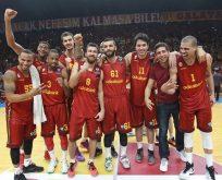 Galatasaray'dan tarihi zafer!