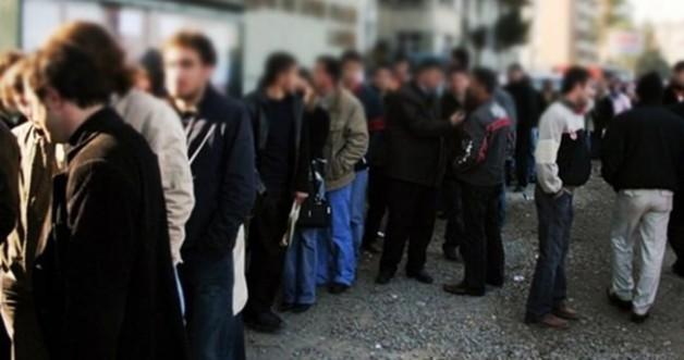 İşsizlik son 11 ayın en yüksek seviyesinde!