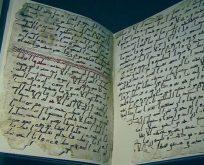 1300 yıllık el yazması Kur'an internette yayımlandı