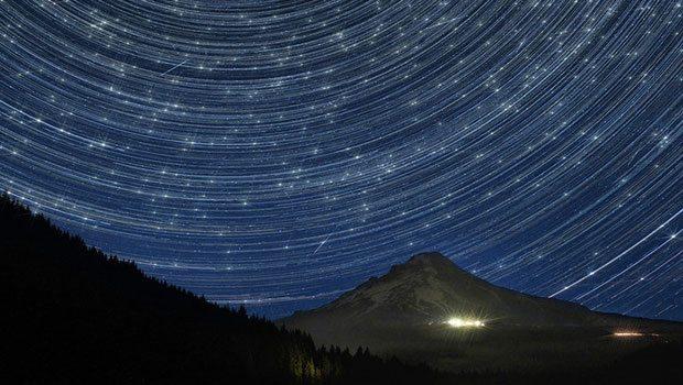 4 Mayıs Çarşamba gecesi meteor şöleni var!