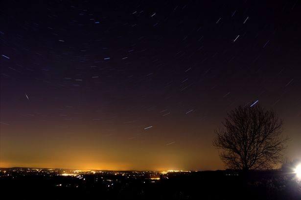 Bu gece meteor şölenini kaçırmayın
