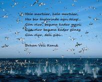 Orhan Veli Kanık 102 yaşında!