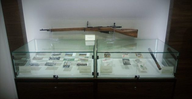 Mustafa Kemal'in Çanakkale hatırası iki tüfeği