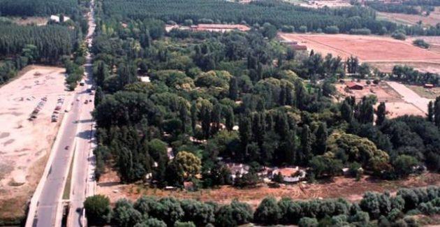 Atatürk Orman Çiftliği'nin kuruluşu