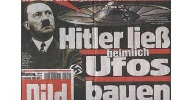Hitler hala yaşıyor olabilir mi?