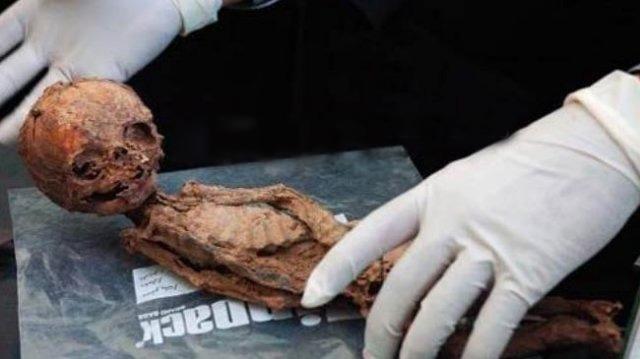 5 bin yıllık cüceler şehri 'Makhunik' bulundu