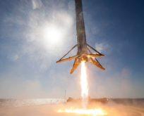Falcon 9 Roketi 360 Derece