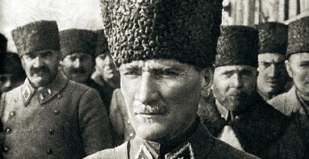 Milli mücadele dönemi İngiliz belgelerinde Atatürk