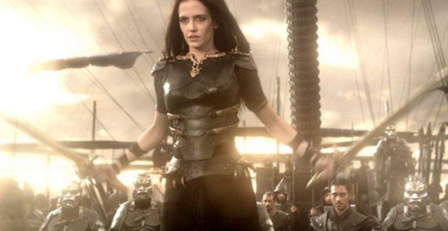 Tarihin İlk Kadın Amirali Bodrumlu Artemisia