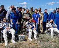 Dünyaya dönen astronotlardan çarpıcı açıklamalar