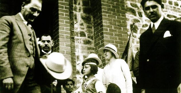 """""""Atatürk'ün kızı olacaktım"""""""